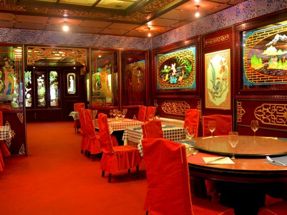 salle restaurant Indian Royal
